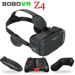 Original brand BOBOVR virtual reality 3D VR glasses near its territory Z4 best-selling Fit HD Large screen Smartphones