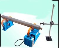 1 Ton heavy duty Welding rotator, Pipe Turning Roll Tube Welding Rotary Roller Positioner frame