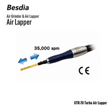 Lapper UTR-70 エアグラインダーターボ空気 Besdia