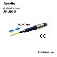 ТАЙВАНЬ Besdia Воздуха Точильщик Turbo Air Lapper UTR-70