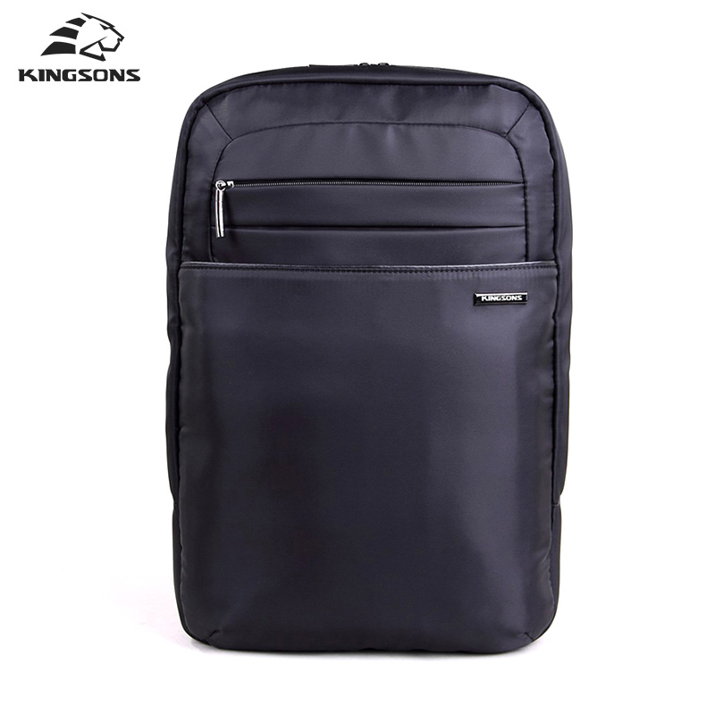 Kingsons 15 inch Laptop Backpack Air Cushion Business Wear-resisting Bag 2017 Men and Women's Travel Packsack Unisex Knapsack