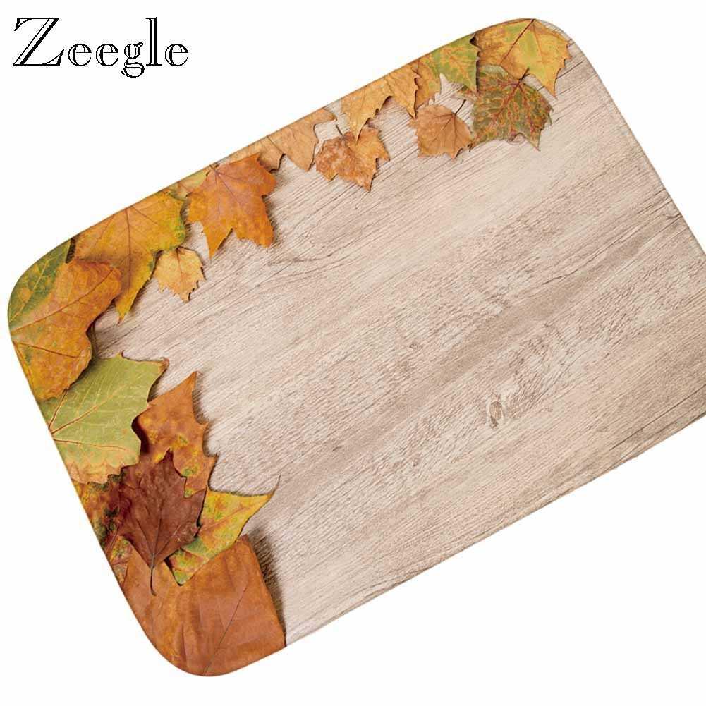 Zeegle деревянный коврик с принтом для дверей в помещении Молитвенный ковер набор