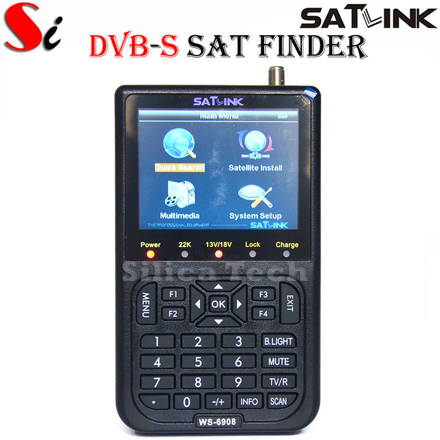 satlink ws 6908 software download