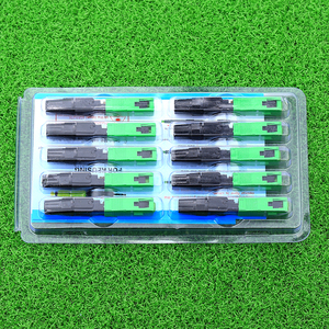 Image 5 - KELUSHI 100pcs SC APC fast connector / fiber optic fast connector / fiber cable quick connector Tools