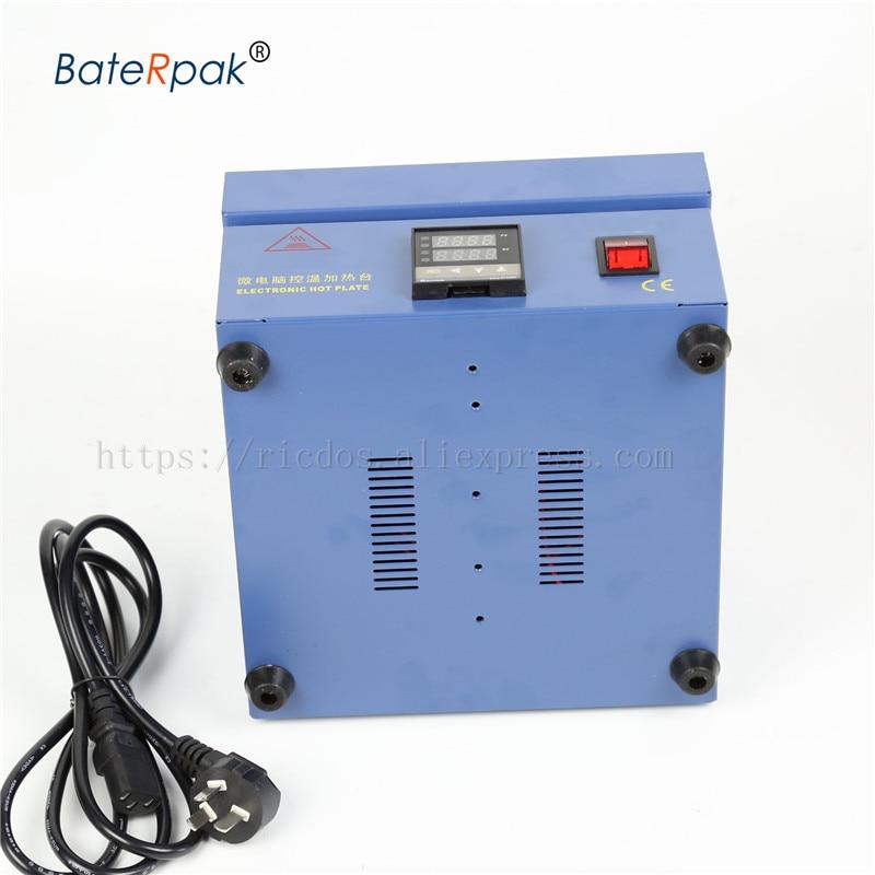 BateRpak Cellophane Wrapping Machine Cigarettes,Poker Box Blister BOPP Film Wrapper Packaging Sealing Machine 110V/220V