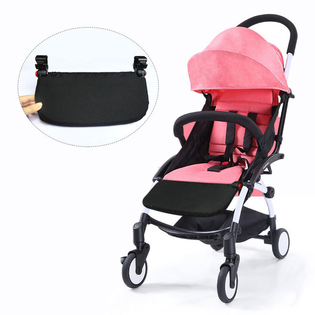 """עגלת אביזרי עבור Babyzen Yoyo תינוק זמן יויה הדום תינוק כס תינוקות עגלות 16 ס""""מ רגליים הארכת Pram מדרך"""