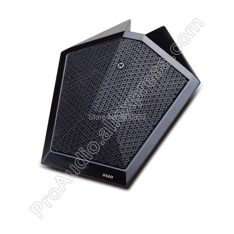 Microphone à condensateur d'interface MICWL E552D pour conférence publique radiodiffusion enseignement limite haute résolution faible bruit