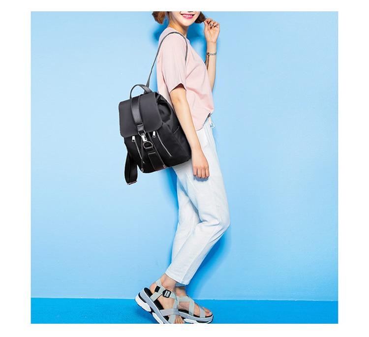 HTB1NlEUfiMnBKNjSZFoq6zOSFXau Fashion Waterproof Oxford Backpack Girls Schoolbag Shoulder Bag High Quality Women Backpacks Mochila Feminina
