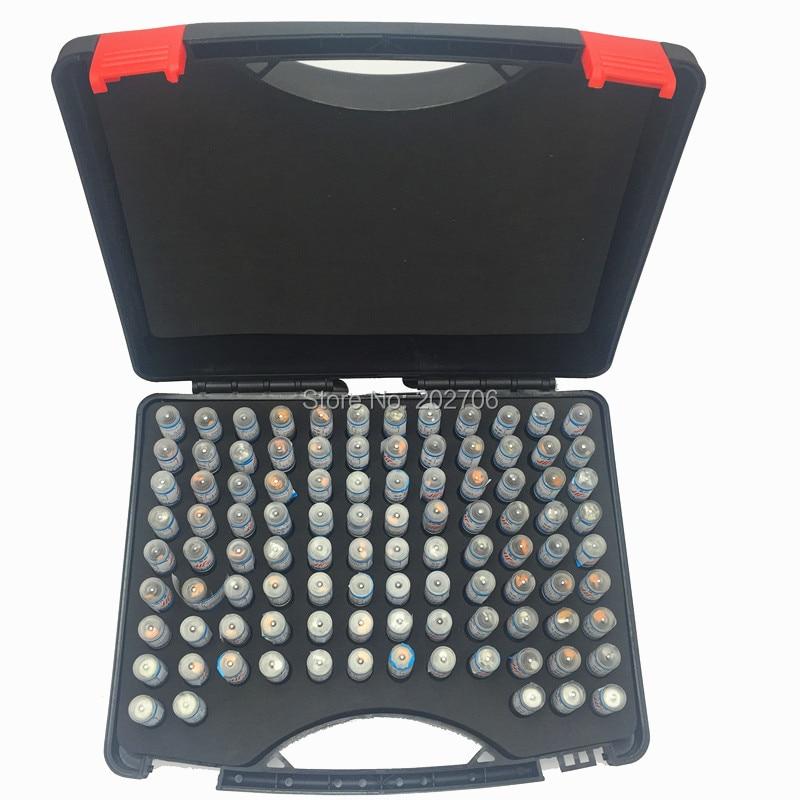1 00 2 00mm 3 00mm 4 00 5 0 Precision Steel Pin Gauge step 0