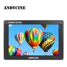 ANDYCINE A7 7 Inch IPS Screen 1920X1200 3G-SDI 4K HDMI Input and Output Camera Video Monitor With Power Adapter/SDI Cable стоимость
