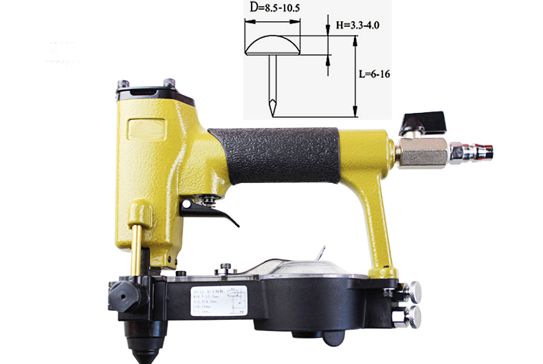 High Quality ZN 12 crown 8.5 10.5mm automatic feeding air deco ...