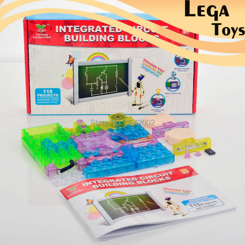 Latest Educational Toys : New educational toys for kids game electronic building