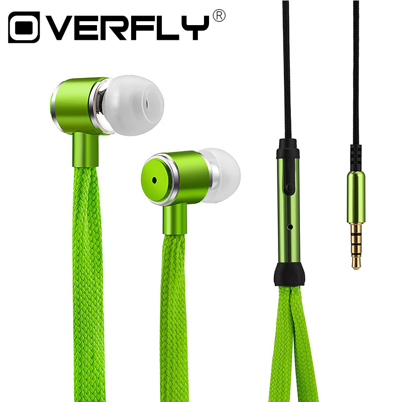Shoelaces Sport Earphone Stereo Metal Bass Headphones Headset Music Earpieces with Microphone for iPhone Xiaomi Samsung wireless bluetooth headphones professional sport earphone supper bass stereo music headset with microphone for iphone 7 6 xiaomi