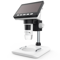Portable 4.3'' Desktop LCD Digital Microscope Electronic Endoscope Magnifier Hot Sale LCD Digital Magnifier