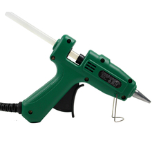 LAOA 25W Glue Gun 7mm Thermal Hot Melt Guns Pistolet a Colle Soldering