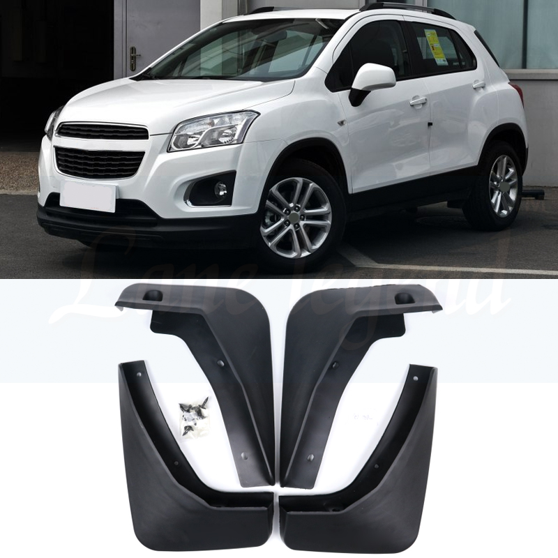 OE Styled Mud Flaps For Chevrolet Trax Tracker Holden 2013