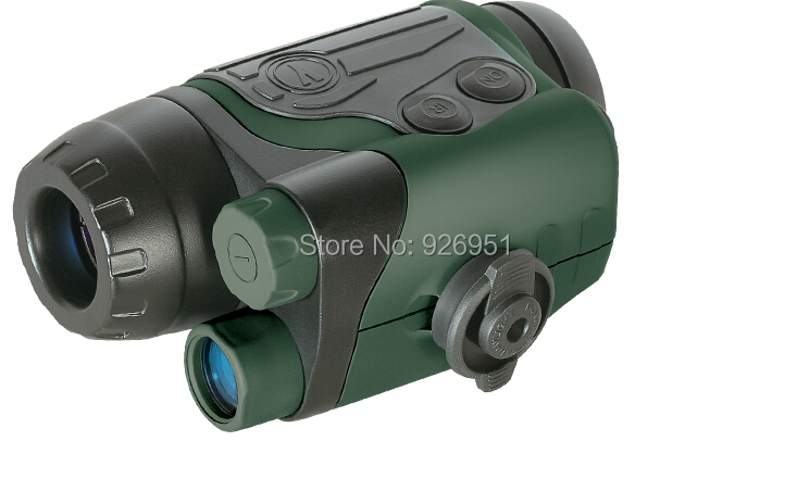 Yukon 24124 NVMT Spartan night vision 1x24 night vision monocular hunting equipment night vision infrared device yukon 16x50 woodworth 22024c