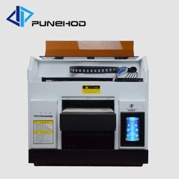 Mini a4 uv inkjet printer ink impresora uv precio textile printing machine