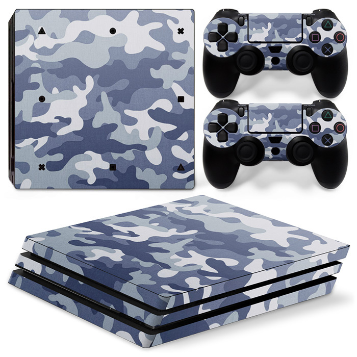 GAME ACCESSORIES VINYL DECAL STICKER SKIN FOR PS4 PRO CONSOLE