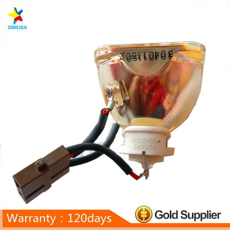 Original bare projector lamp bulb VT80LP for VT48/VT49/VT57/VT58/VT58BE/VT59 compatible bare projector lamp bulb r9832775 nsha350 for barco phwu 81b phwx 81b phxg 91b