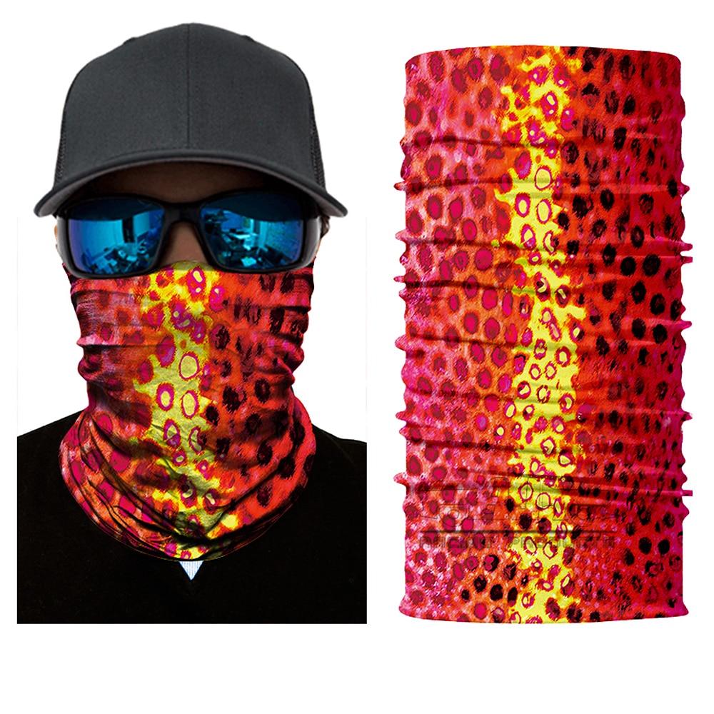 Ветрозащитная маска Лыжные шапки велосипед мотоцикл Балаклавы красный рот  Шарф лыж Маска Бандана Балаклава Велосипеды Охота Рыбная ловля 60 см   Мото- маски ... 72a00f7d231