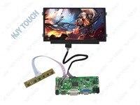 HDMI DVI VGA LCD Controller Kit Plus 10 1inch N101BGE L31 1366x768 LED Screen Panel