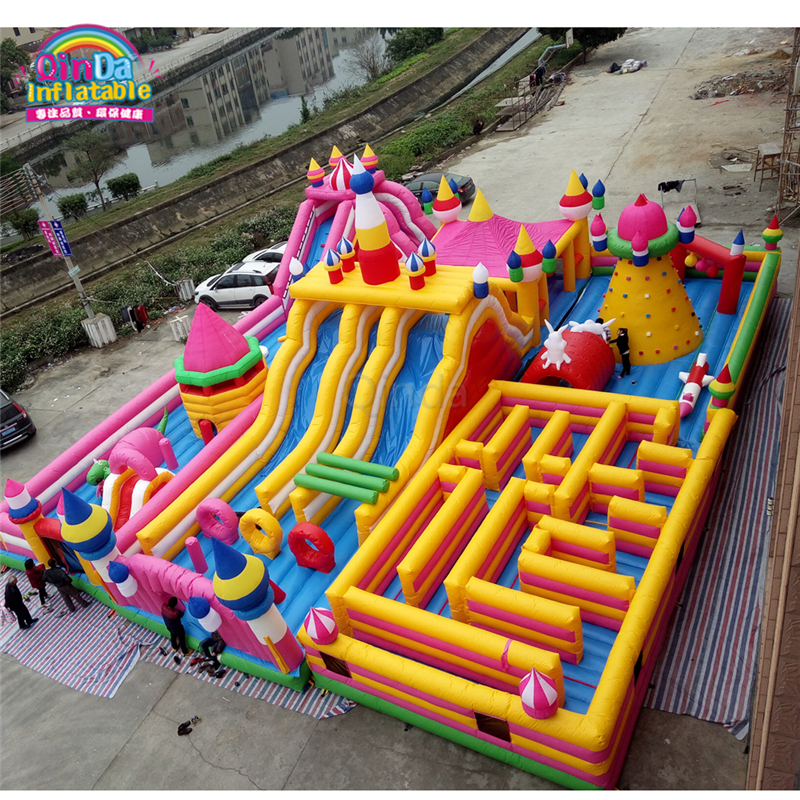 Best Commercial Kids Inflatable Bouncy Castle, Large Inflatable Jumping Castle Hire For Party
