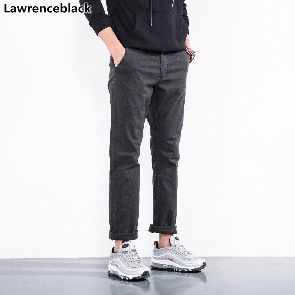 Lawrenceblack Casual Pants Men 2018 Cargo Pants New Arrivals Male military style pantalon homme sweatpants jogger Army Hike 1230