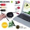 New Endoscope 8mm PC Android Endoscopio HD 720P 10M USB Endoscope Camera Tube Inspection Wire Cam