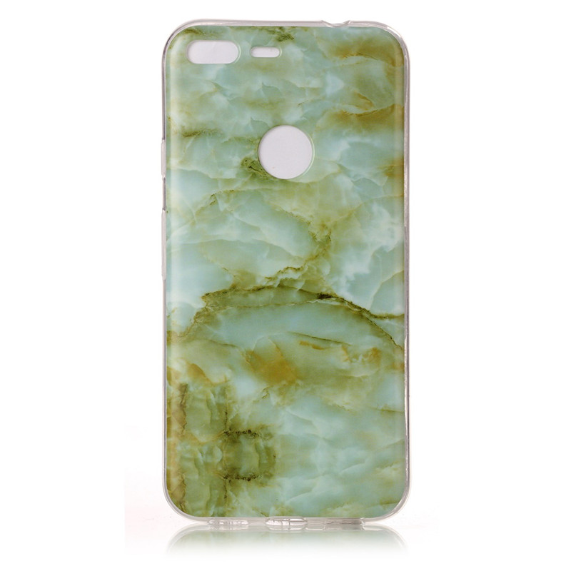 5 Colors Marble Case For Coque GOOGLE HTC Pixel Pixel XL Cases Soft TPU Silicone Back Phone Cover Capinha Fundas