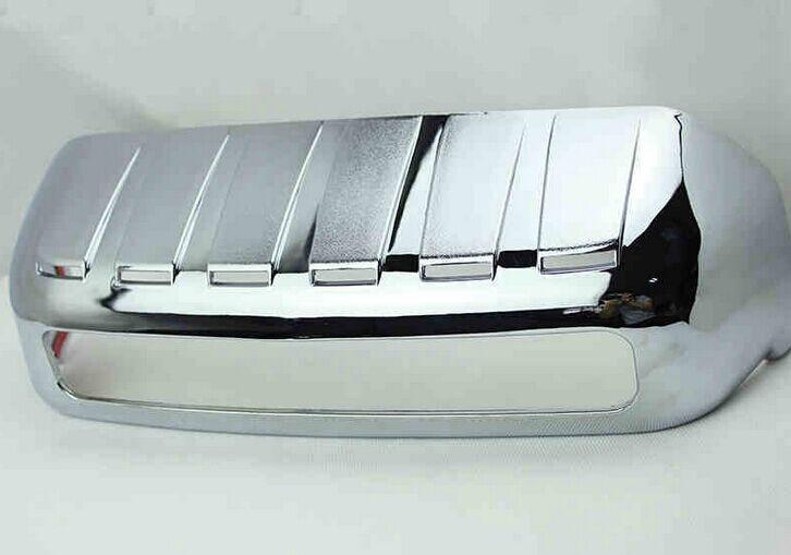 Prix pour ABS chrome conception Prado 120 accessoires plaque D'IMMATRICULATION CADRE fit Prado fj120 2003 2004 2005 2006 2007 2008 auto pièces