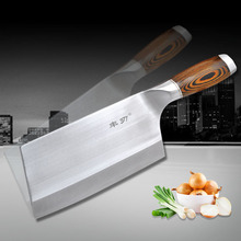 German imports Steel 1.4116  dual kitchen knife slice cutting tool beauty cooking tools + vegetable / fish / beef /pork knife