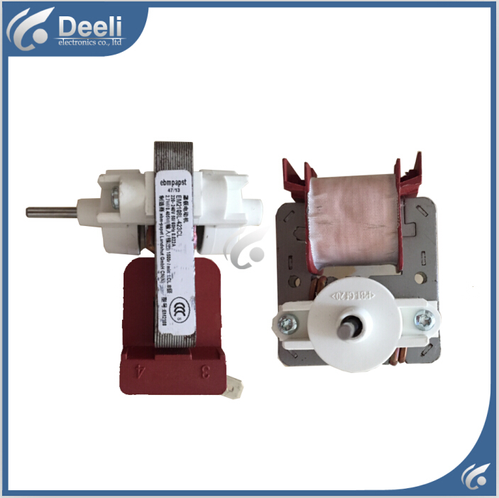 100% new Good working for Fan motor for refrigerator freezer EM2108L-423CL substitute CG-C02 motor for refrigerator freezer zwf 02 2 12v dc refrigerator fan motor