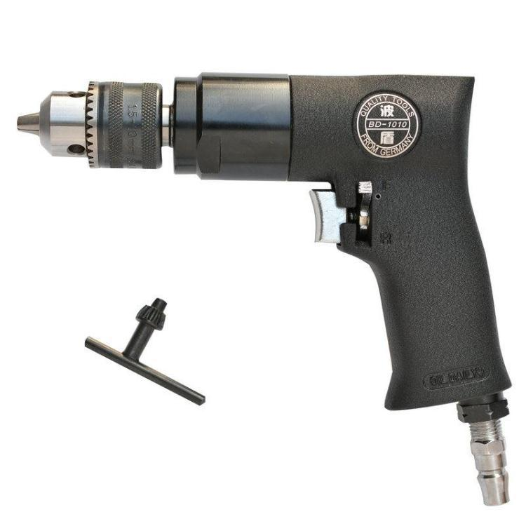 цена на 1.5mm-10mm  Pneumatic Drill With Reversible Gun Type Air Power Driller Tools High Quality