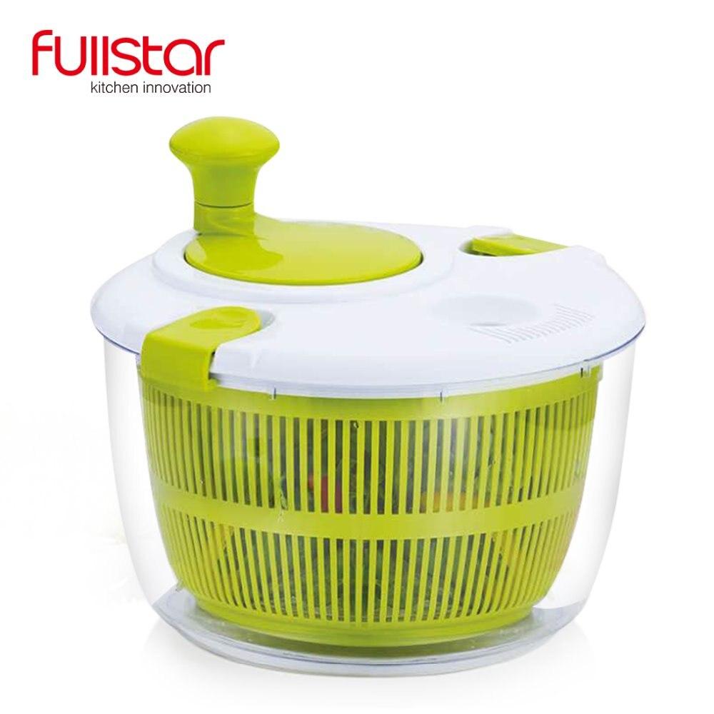 Fullstar Salade bol Jumbo Essoreuse À Salade Cuisine Outils accessoires de cuisine pour vegatable Mélangeur Salade gadgets alimentaire aide