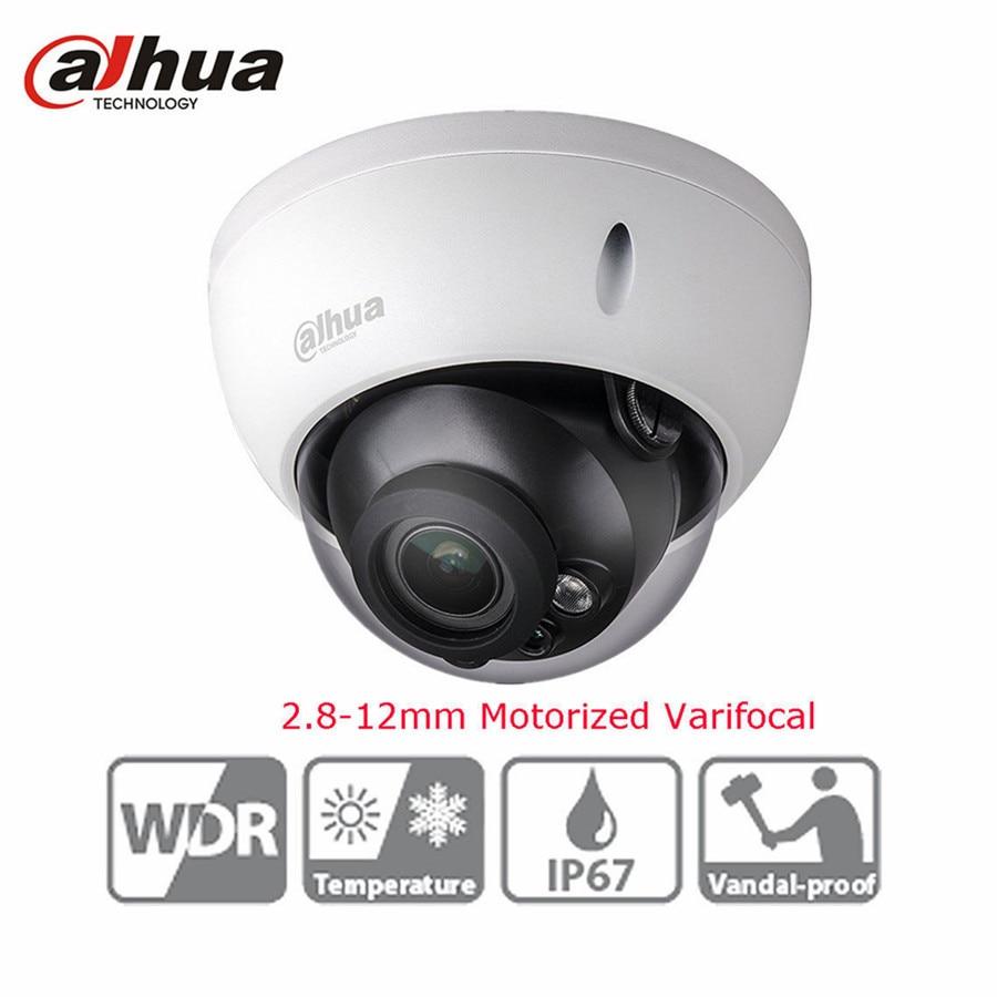 Dahua CCTV 3MP POE IP Camera IPC-HDBW4300R-Z IR HD 2.8mm 12mm varifocal motorized Night version Surveillance Dome Camera dahua motorized lens 2 7mm to 12mm ip camera ipc hfw2320r zs 3mp poe cctv ip camera ir 30m day night vision security ip camera