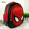 3D School Bag Boys Backpack Kids Children Spiderman Cartoon School Bags Baby Child Backpacks Escolar Mochilas