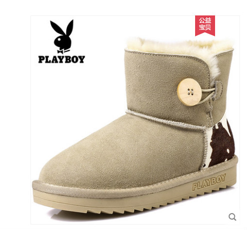 Playboy snow floor shoes female 2018 new U womens shoes wild flat winter sports board shoes cotton high quality wholesalePlayboy snow floor shoes female 2018 new U womens shoes wild flat winter sports board shoes cotton high quality wholesale