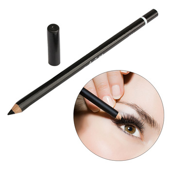 Waterproof Black Eyeliner Pencil Eyebrow Pen Cosmetics Eye Liner  Hot Mdf