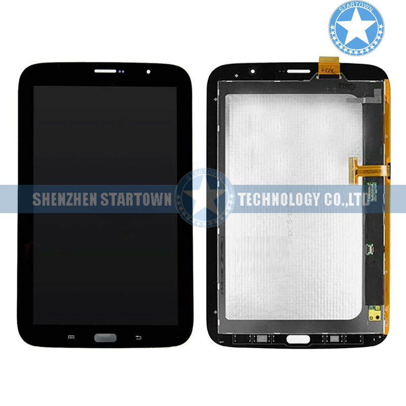 Black LCD display Touch Screen Panel Digitizer Glass Assembly For Samsung Galaxy Note 8.0 N5120 LTEBlack LCD display Touch Screen Panel Digitizer Glass Assembly For Samsung Galaxy Note 8.0 N5120 LTE