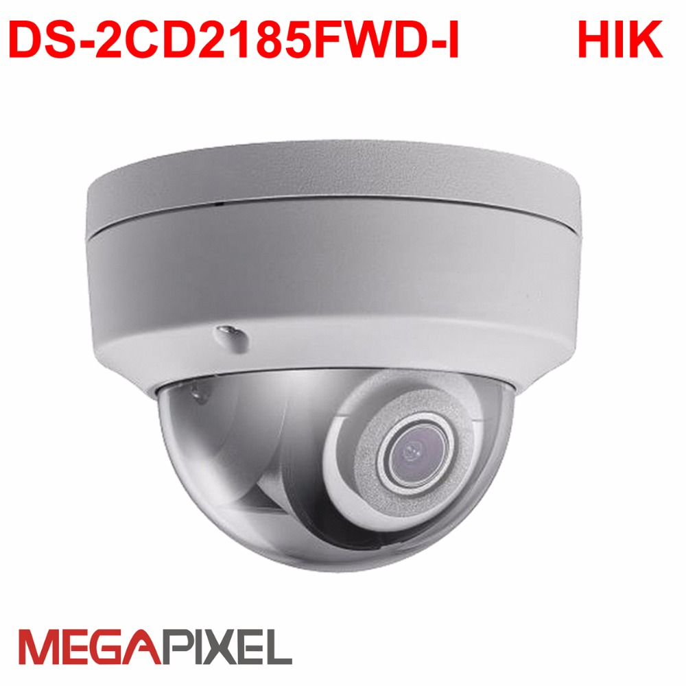 cctv video surveillance security ip camera hikvision poe outdoor infrared 8mp hd cam WDR home protection system DS-2CD2185FWD-I jienuo ip camera 960p outdoor surveillance infrared cctv security system webcam waterproof video cam home p2p onvif 1280 960