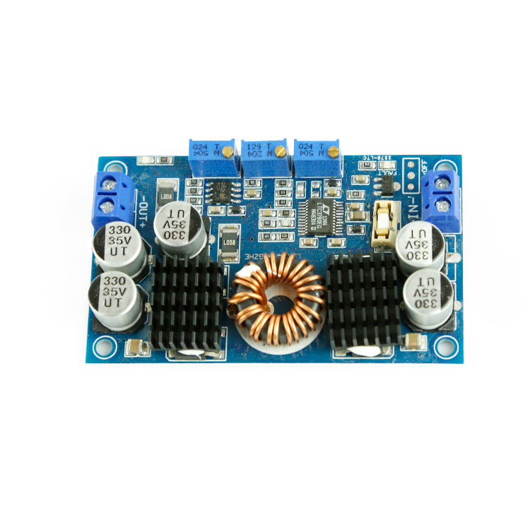 DC-DC Step Down Lithium Ion MPPT Solar Charger Adjustable Boost Buck Converter Science Experiment DIY Tool