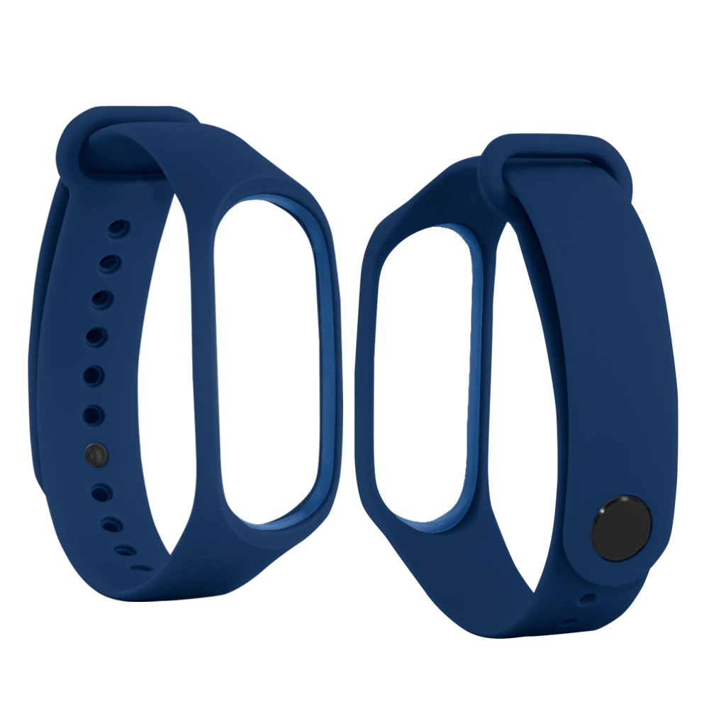 Image 3 - Bracelet for Xiaomi Mi Band 4 Sport Strap Watch Silicone Wrist Straps For Xiaomi Mi Band 4 Accessories Bracelet Mi Band 4 Correa-in Smart Accessories from Consumer Electronics