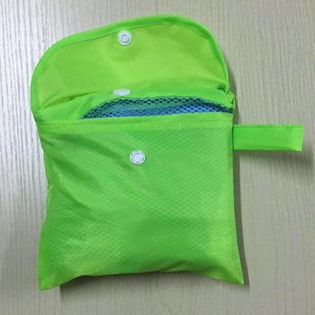 Foldable Portable Beach Bag Kids Children Mesh Storage Bag Beach Toy Baskets Towel Bag Baby Toy Storage Sundries Storage Bags 4