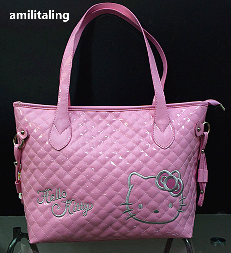 New Hello kitty Hand Bag  Shoulder Bag  Purse YE-16WB Сумка