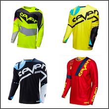 2019 Seven new style Men DH MX Downhill motocross jersey  long sleeve cycling