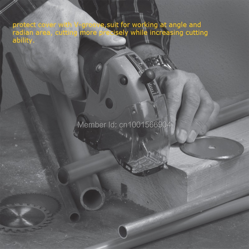 7vnt / komplektas XXL SPEED pjūklo pjovimo diskai mini diskiniam - Elektrinių įrankių priedai - Nuotrauka 4