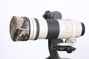 Image 5 - ROLANPRO DSLR Lens Cap Camouflage Jacket Short Telephoto Lens Guns Clothing for Sigma Tamron Canon Nikon 300/400/500/600/800mm