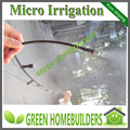 free shipping outdoor Mist cooling system micro sprinklers garden watering kit