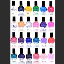 new 2016 Gel UV 10ml Nail Polish Quick Dry matte Nail Art Polish 26 Colors Choose Free Shipping